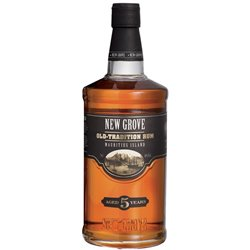 NEW GROVE 5 ans Old Tradition Rum
